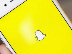 Snapchat connait une hausse de son téléchargement, malgré la grogne