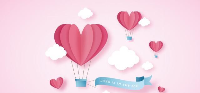 Top 5 - applications pour la Saint-Valentin