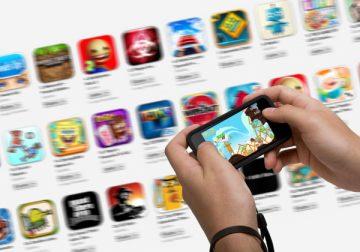 Top 5 jeux iOS