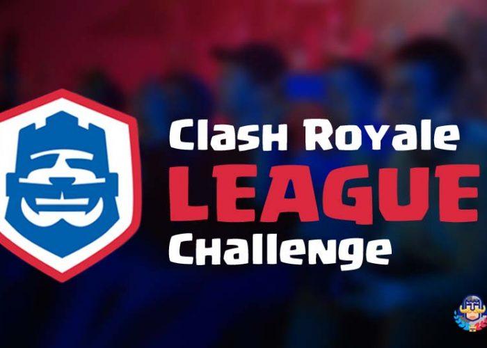 Clash Royale League Challenge compétition e-sport
