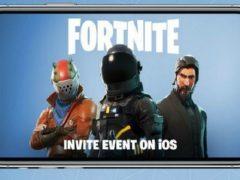 Fortnite : le jeu de Battle Royale au top des téléchargements sur l'App Store