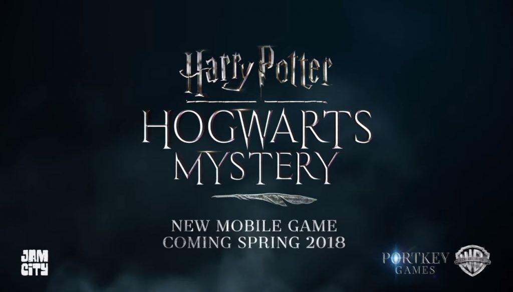 Harry Potter Hogwarts Mystery : nouveau teaser et pré-inscriptions ouvertes !