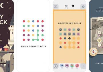 Jeu mobile Two Dots