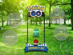 Le Pokemon Go Community Day du mois de Mars met à l'honneur Bulbizarre