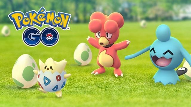 Pokemon Go festival Pâques