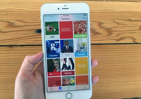 Apple News Netflix de la presse