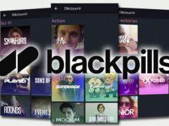 Blackpills vous propose sa chaîne de TV sur mobile