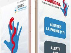 Pour éviter les agressions, les médecins peuvent télécharger Cormédal