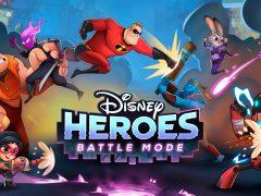 Disney Heroes : Battle Mode vous fera affronter vos héros Disney favoris
