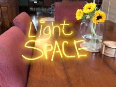 LightSpace : Peignez grâce à la lumière