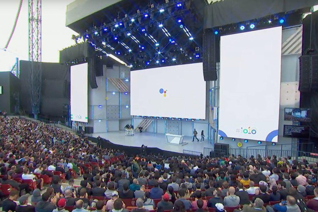Google Assistant Google I/O