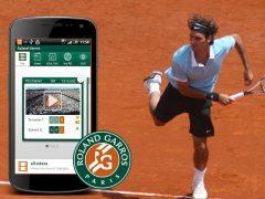 Roland Garros 2018 : notre sélection d'applications pour suivre la compétition