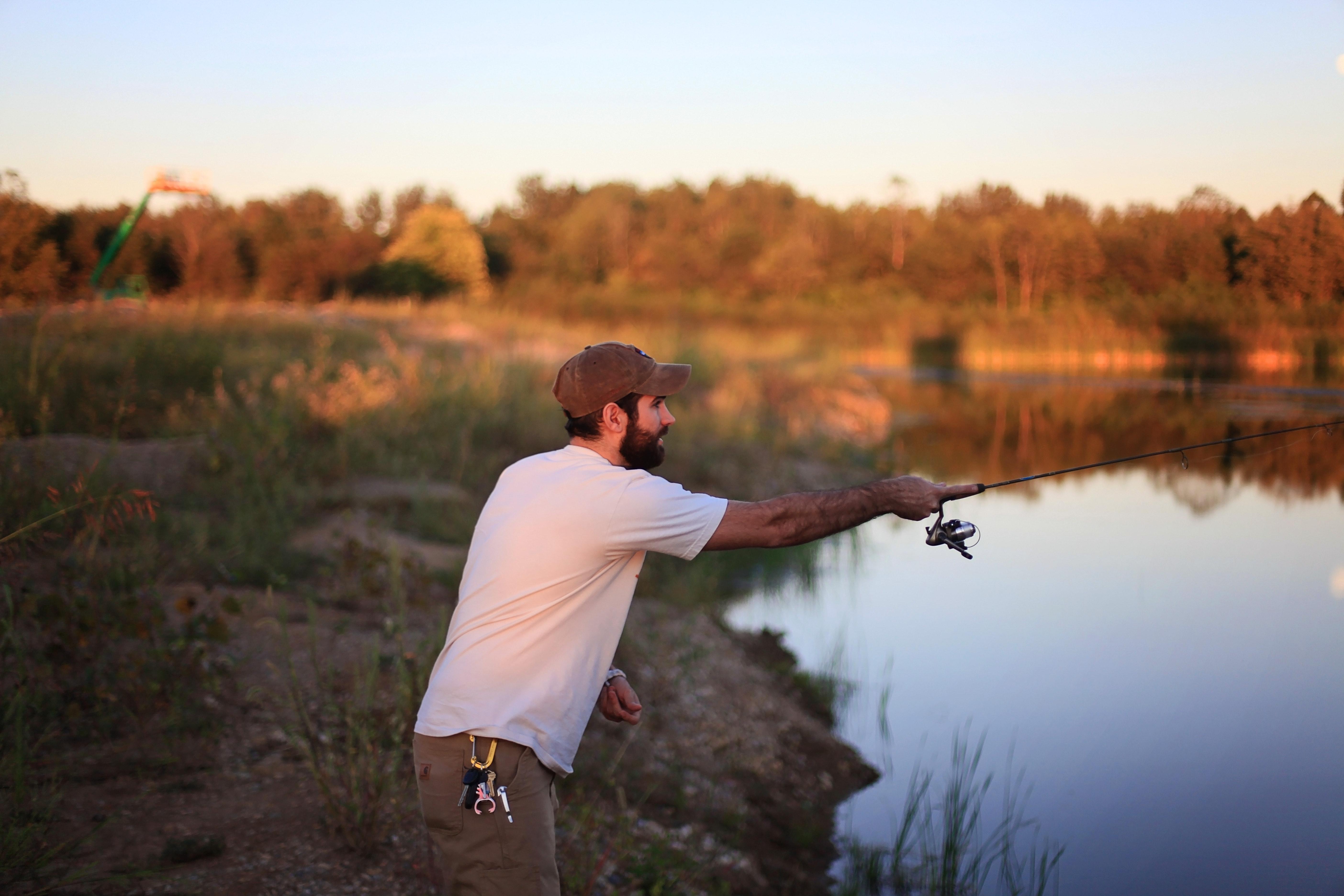 Plan pêche en france