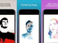 Portrait by img.ly : le selfie comme jamais auparavant