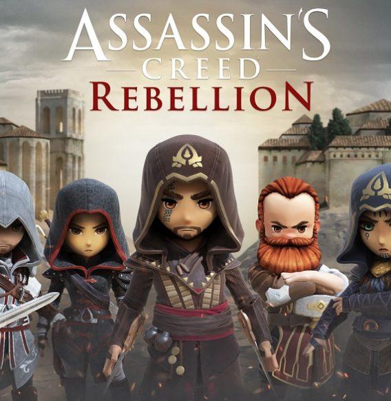Assassin's Creed Rebellion Ubisoft dévoile un jeu mobile de sa licence phare