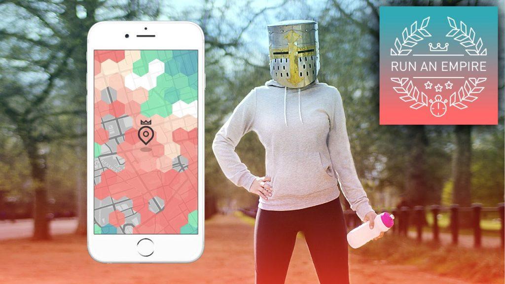 Run An Empire : l'application pour conquérir le monde en réalité augmentée