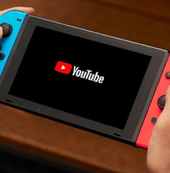 L'application YouTube est enfin arrivée sur la Nintendo Switch !