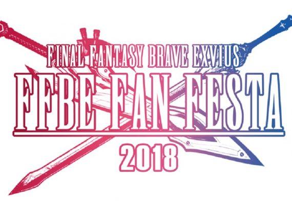 FFBE Fan Festa 2018
