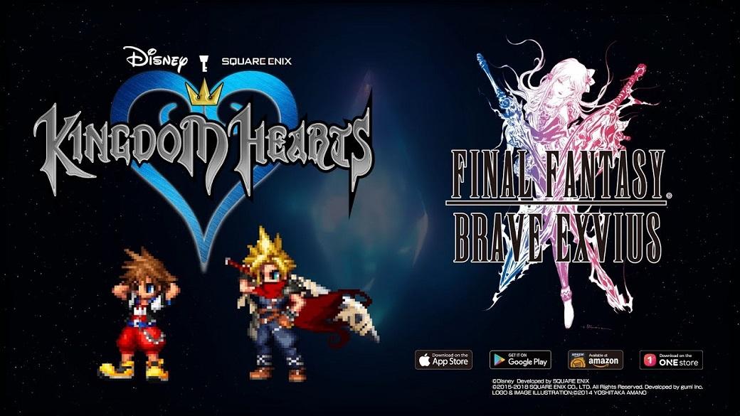 FFBE Kingdom Hearts