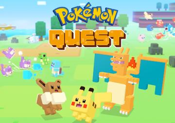 Un nouveau jeu mobile Pokemon
