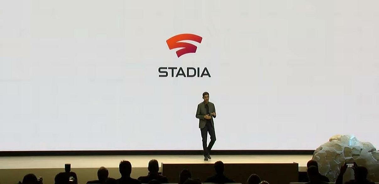 Stadia Google