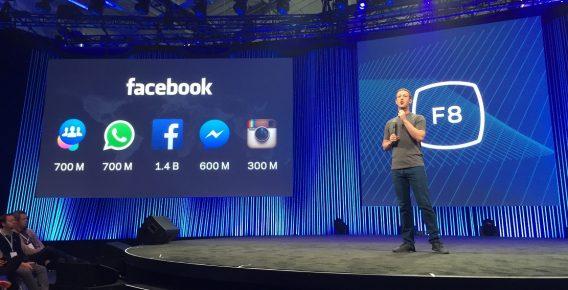 Conférence Facebook F8 : que retenir des annonces de la firme ?